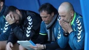 """Claudio Barragán: """"Hemos concedido demasiado en la segunda parte"""""""