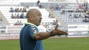 """Claudio Barragán: """"Me voy muy contento con el trabajo del equipo"""""""