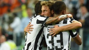 Juventus 2-0 Malmo: Tevez breaks five year Champions League drought