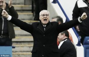 """Ranieri: """"Queremos hacer el sueño realidad"""""""