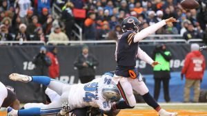 Jay Cutler To Start Sunday Against Vikings For Bears After Jimmy Clausen Suffers Concussion
