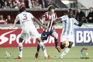 Las claves del Sporting de Gijón - Málaga CF