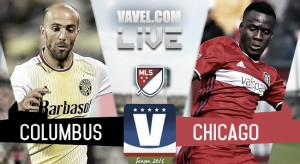 Summary Columbus Crew SC 3-0 Chicago Fire in 2016 MLS