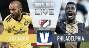 Columbus Crew SC vs Philadelphia Union Live Stream Score Commentary in MLS