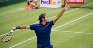 ATP Halle - Il programma: Federer - Jaziri, Thiem sfida Gabashvili