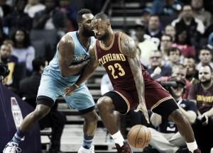 NBA: Cleveland passa a fatica a Charlotte, Boston ed Orlando passeggiano su Wizards e Bucks