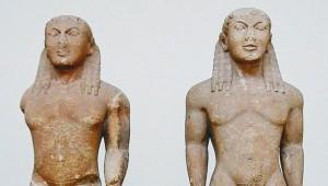 Kouros y Kore, esculturas de la Grecia Arcaica