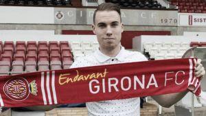 Carlos Clerc llega cedido al Girona FC procedente del RCD Espanyol