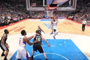 I Clippers più forti della lunetta stregata
