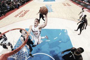 Orgásmico triunfo de Los Angeles Clippers a base de triples