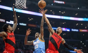 NBA - La 'locomotiva Blazers' non conosce fermate. I Clippers possono poco