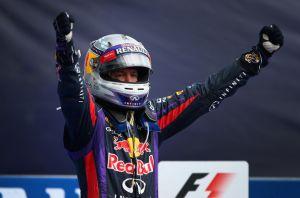 """Vettel euforico: """"Vittoria speciale, questo è il podio più bello della stagione"""""""
