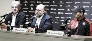 """Gustavo Guzmán: """"Haré campeón al Atlas"""""""