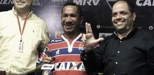 Clodoaldo volta ao Fortaleza após 13 anos