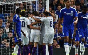La Fiorentina non si ferma più: Gonzalo Rodriguez manda al tappeto il Chelsea di Mou