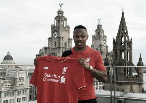 Nathaniel Clyne speaks of delight at Liverpool switch