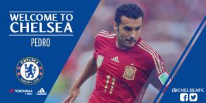 No al United, sí al Chelsea. Pedro ya es 'blue'