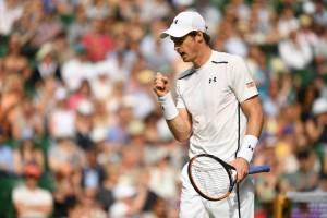 Wimbledon 2016: Murray si complica la vita, ma batte Tsonga al quinto. Bene anche Raonic e Berdych
