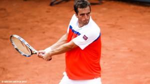 ATP Bastad, Arnaboldi cede a Ramos Vinolas