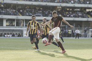 La Roma pincha en el partido inaugural de la Serie A
