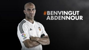 Abdennour à Valence