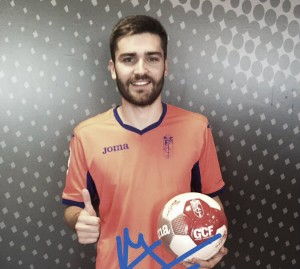 Granada secure Jon Toral on loan