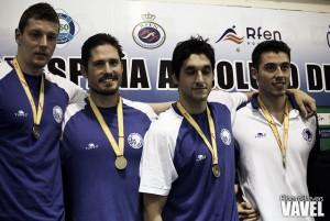 El CN Sabadell gana el Campeonato de España Absoluto de Invierno masculino y femenino