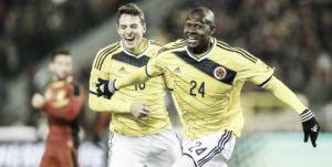 Colombia vs Jordania en vivo y online