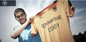 Wolves capture midfielder Coady from Huddersfield