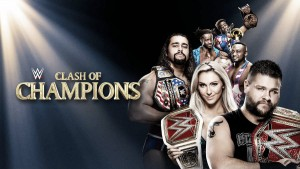 Live Updates, Commentary, and Results of WWE Clash of Champions 2016