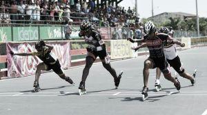 Medallistas siguen con gran éxito en el Nacional de Patinaje
