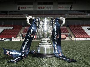 Sorteada la tercera ronda de la Capital One Cup