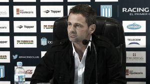"""Diego Cocca: """"Necesitamos que el fútbol aparezca"""""""
