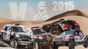 Dakar 2015: Peugeot cuestiona la hegemonía de Mini