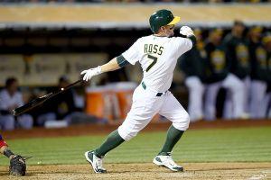 Cody Ross DFA By Oakland Athletics