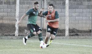 América-MG faz últimos preparativos para jogo contra Tombense