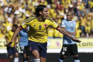 Los números que han dejado los Uruguay - Colombia