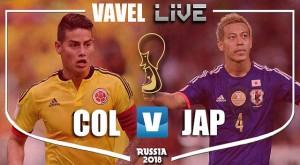 Colombia 1-2 Japan: Samurai Blue pull off big upset