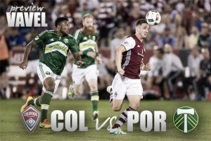 Portland Timbers fight to make the playoffs against Colorado Rapids