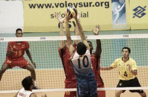 Colombia terminó cuarto en el Suramericano de Voleibol