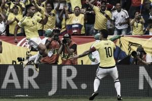 Definidos los rivales de Colombia en Rusia 2018