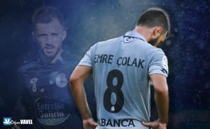Emre Çolak: El gran ausente del choque en Balaídos