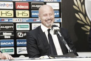 """Udinese - Empoli, Colantuono: """"Vogliamo vincere giocando bene"""""""