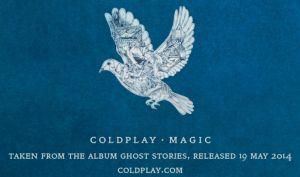 'Ghost Stories', el nuevo álbum de Coldplay, saldrá a la venta en mayo