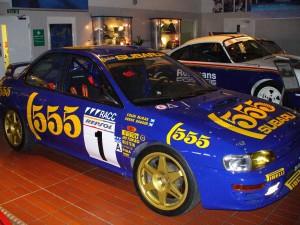 Le regine dei Rally: Subaru Impreza