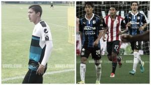 Dos rojiblancos convocados a la Selección Nacional