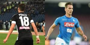 Serie A - Il Napoli si gioca le ultime chance scudetto, l'Udinese rischia il tracollo