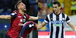 Serie A - Tra Cagliari ed Udinese una sfida diretta che può valere la massima categoria