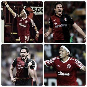 Moreno vs Caballero: sudamericanos en busca del gol