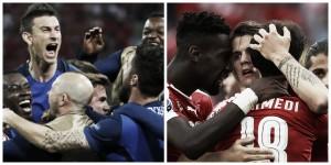 Francia y Suiza lucharán por el primer puesto